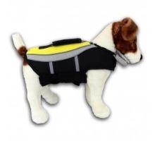 Alcott neónová plávacie vesta, žltá, veľkosť XL