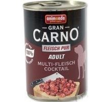 GranCarno konzerva Adult multi mäsový koktejl 800g