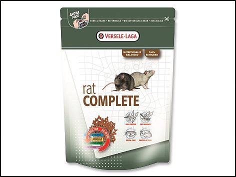 Krmivo Versele-LAGA Complete pre potkany 500g