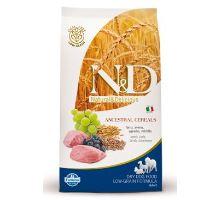N & D Low Grain DOG Adult Mini Lamb & Blueberry 2,5 kg