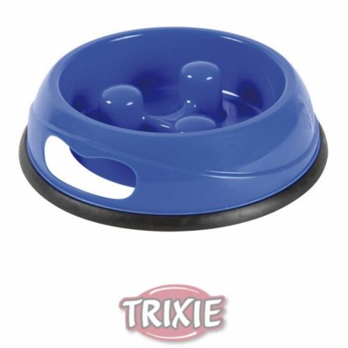 Plastová miska proti hltanie jedla 0,45 l/20cm