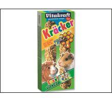 Kracker Guinea Pig Honey 2ks