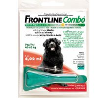 Frontline Combo Spot on Dog XL 1x1 pipeta 4.02ml