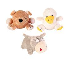 Plyšové figúrky, rôzne zvieratká 10-12cm 1ks