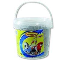 Avicentra piesok pre vtáky s mušľami 1,5kg kýblik