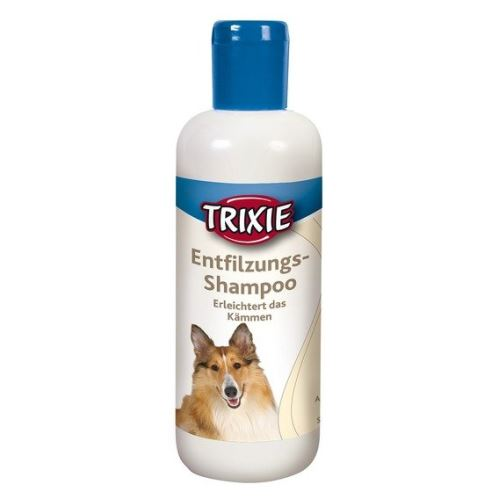 Entfilzung šampón 250 ml TRIXIE-uľahčuje rozčesanie dl.srsti