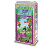 Chipsy EXTRA SOFT 50 L / 8 kg drevené štiepky zo smrek. dreva