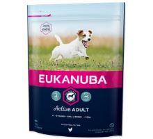 Eukanuba Adult Small Breed 2 balenia 15kg
