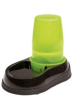 Miska sa zásob.na vodu 2,5l čierno-zelená Maelson