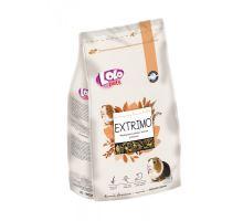 EXTRIMO kompletné krmivo pre morčatá v sáčku so zipsom 750 g
