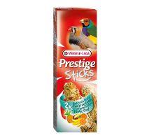 Versele-LAGA Prestige Sticks pre speváka Exotic fruit 2x30g