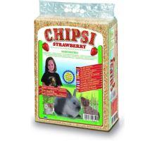 Chipsy lisované hobliny JAHODA 60 L / 3,4 kg