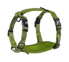 Alcott reflexné postroj pre psov zelený