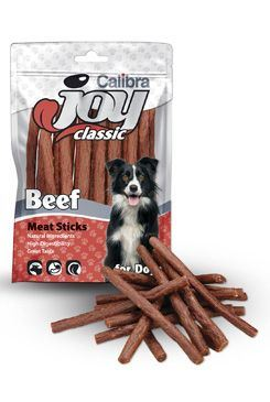 Calibra Joy Dog Classic Beef Sticks 100g exp. 28.4.2021