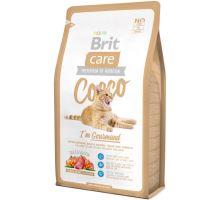 Brit Care Cat Cocco I´m Gourmed 2 balenia 7kg