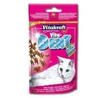 Vitakraft Cat pochúťka Snack Vita Dent 75g