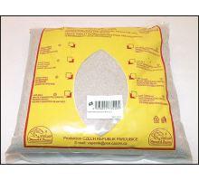Piesok kremičitý biely 0,8 mm 3,3 kg