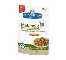Hill 'Feline vrecko Adult Metabolic 12x85g