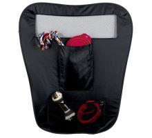 Bezpečnostná ochrana medzi predné sedadlá s vreckami 60 / 44x69 VÝPREDAJ