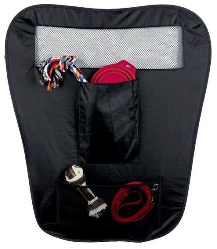 Bezpečnostná ochrana medzi predné sedadlá s vreckami 60 / 44x69