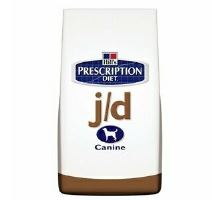 Hill 's Canine J / D Dry 5kg