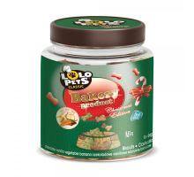 Sušienky VIANOČNÉ MIX pre psov v dóze 240 g