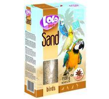 Lolopets anízový piesok pre vtáky 1500 g
