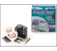 Filter Aqua Clear 20 vnější 1ks