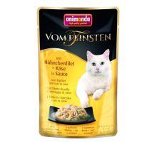 VF kapsička kuřecí filet v jemné sýrové omáčce 50 g