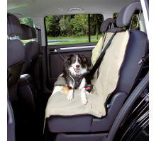 Autopoťah na zadné sedadlá béžový 1,40 x 1,20 m