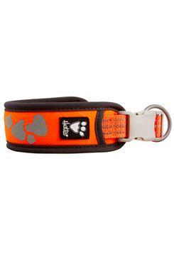 Obojok Hurtta Weekend Warrior neon oranžový 45-55cm