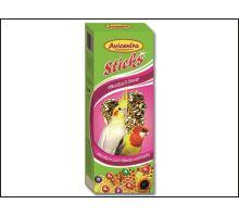 Tyčinka malý papagáj vitamínov - medová 2ks