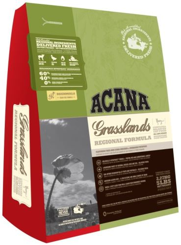 Acana REGIONALS GRASSLANDS CAT 340g