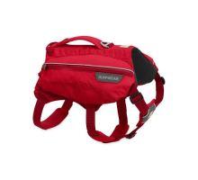 Ruffwear batoh pre psov, Singletrak Pack, červený