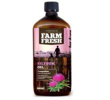 Farm Fresh Silybum oil Ostropestřecový olej 500ml