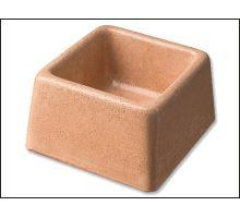 Miska betónová štvorcová 1ks