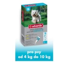 Advantix pro psy spot.on.od 4-10kg 1x1ml