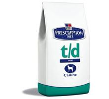 Hill 's Canine T / D Dry 3kg