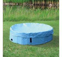 Ochranná plachta na bazén 80 cm kód 25180 sv.modrá