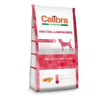 Calibra Dog GF Adult Medium & Small Salmon 12kg