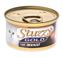 STUZZY Cat Gold hovädzie 85g
