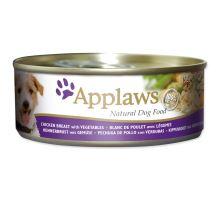 Applaws dog chicken, zelenina & rice 156g