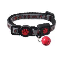 Obojok ACTIVE CAT Reflective červený XS 1ks