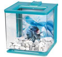 Akvárium MARINA Betta EZ Care Kit modré 2,5l
