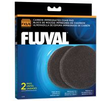 Náplň carbon molitan FLUVAL FX-4, FX-5, FX-6 1ks