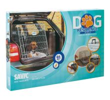 Klietka SAVIC Dog Residence mobil 91 x 61 x 71 cm 1ks
