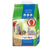 Kočkolit JRS Cat 's Best Universal s jahodovou vôňou 10l