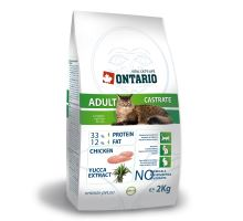 ONTARIO Adult Castrate 2kg