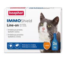 BEAPHAR Line-on IMMO Shield pre mačky 3ml