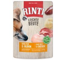 Kapsička RINTI Leichte Beute hovädzie + kura